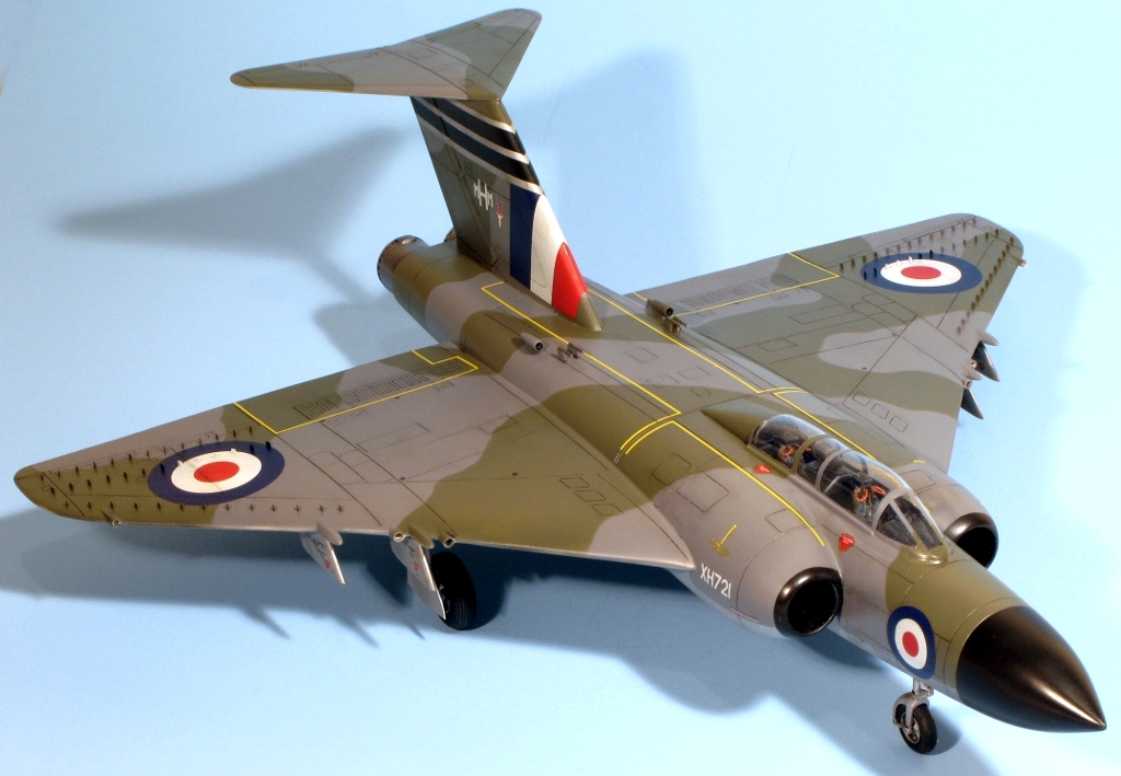dynavector 1 48 gloster javelin faw 9 jon 39 s models. Black Bedroom Furniture Sets. Home Design Ideas